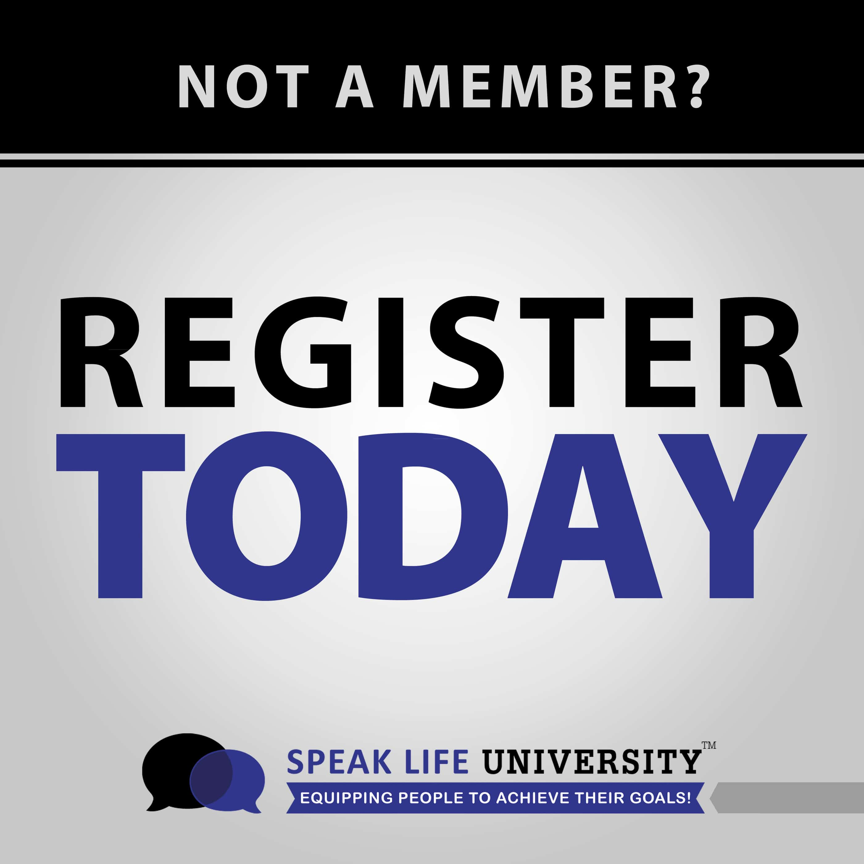 Dr. Jason Carthen: Speak Life University