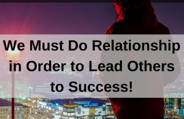 Dr. Jason Carthen: Do Relationship to Lead Others to Success