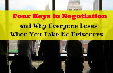 Dr. Jason Carthen: 4 Keys to Negotiation