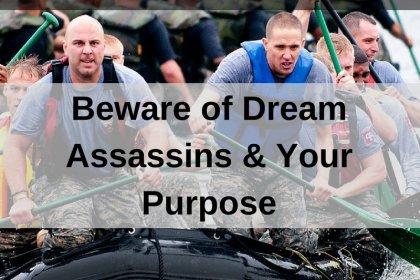 Dr. Jason Carthen: Beware of Dream Assassins & Your Purpose
