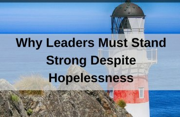 Dr. Jason Carthen: Stand Strong Despite Hopelessness
