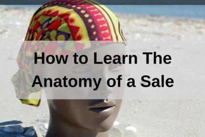 Dr. Jason Carthen: Learn The Anatomy of a Sale
