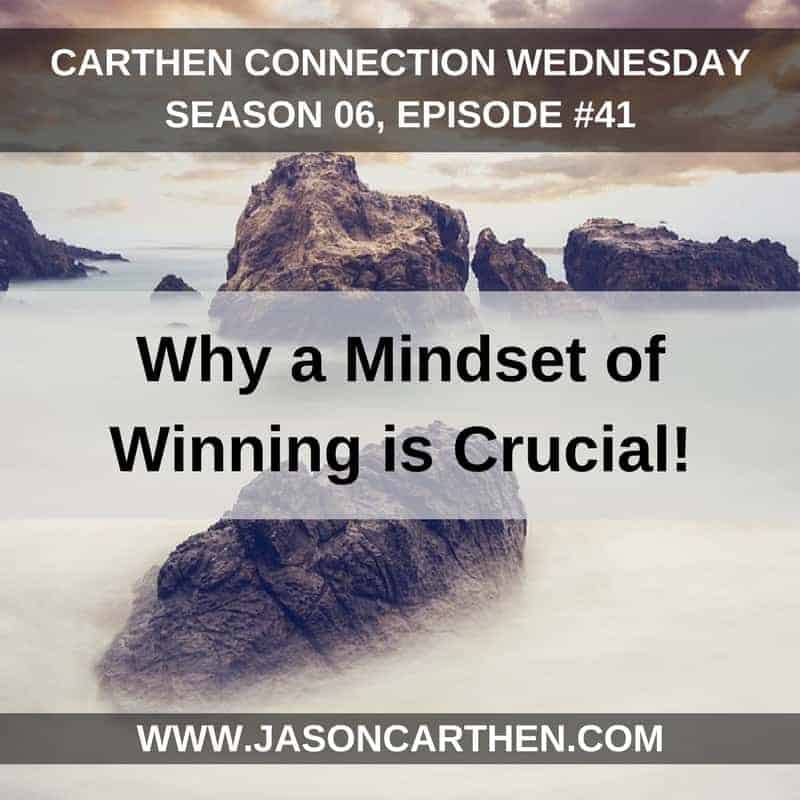 Dr. Jason Carthen: Mindset of Winning