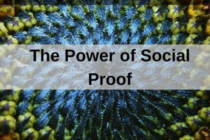 Dr. Jason Carthen: Power of Social Proof