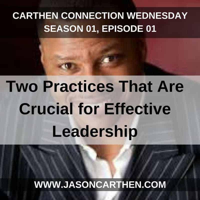 Dr. Jason Carthen: Season_01E01_Leadership_Live_Thursdays