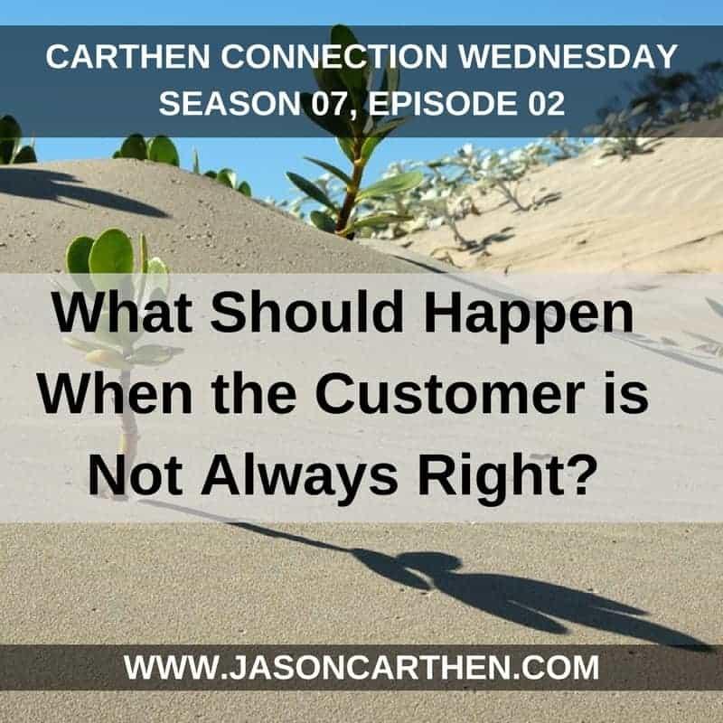 Dr. Jason Carthen: Carthen Connection