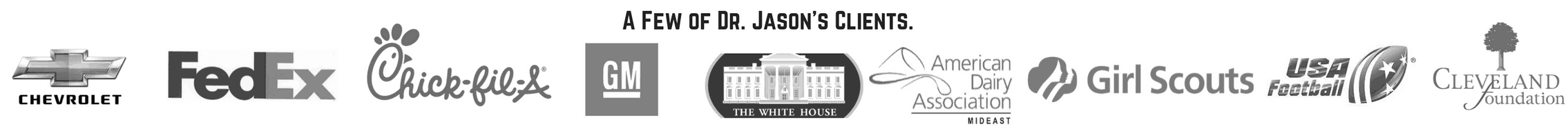Dr. Jason Carthen: Client Banner