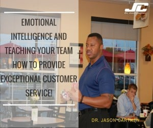 Dr. Jason Carthen: Emotional-Intelligence