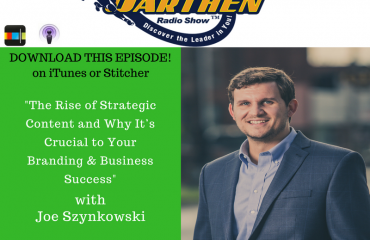 Dr. Jason Carthen: Podcast Posting Joe Szynkowski