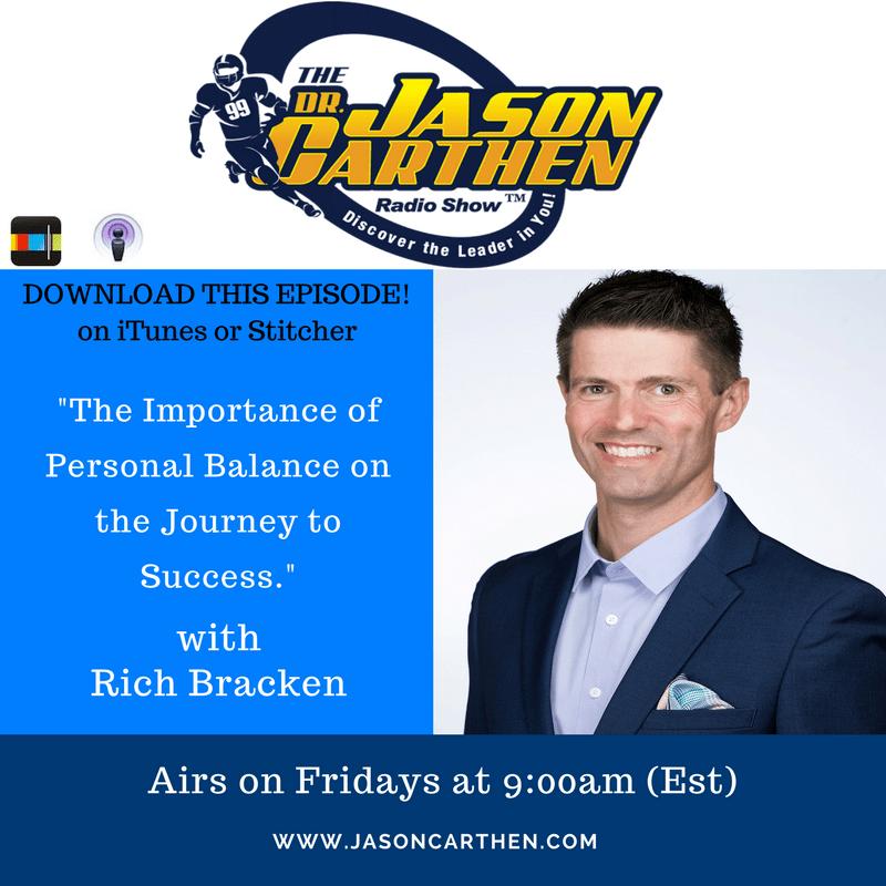 Dr. Jason Carthen: Podcast_Rich Bracken