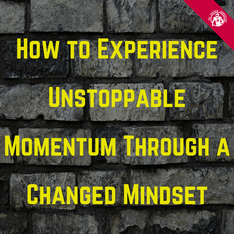 Dr. Jason Carthen: Changed Mindset