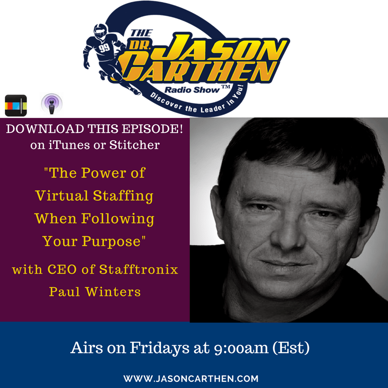 Dr. Jason Carthen: Virtual Staff