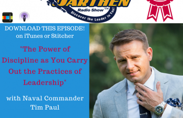Dr.Jason Carthen: Discipline with Tim Paul