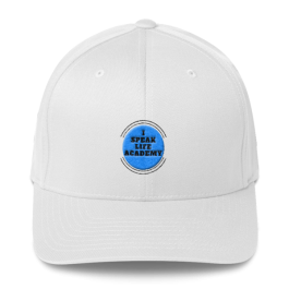 I Speak Life Academy©️ Structured Twill Cap